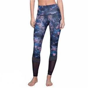 Lululemon If You're Lucky Pant Blue Luxtreme Sz 8